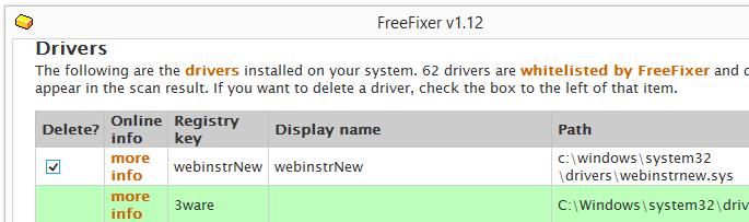 BlockAndSurf webinstrnew.sys remove