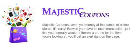 We have 7 majestic coupons for you to consider including 0 promo codes and 7 deals in December Grab a free insurancecompanies.cf coupons and save money. This list will be continually update to bring you the latest Majestic promo codes and free shipping deals, so you're sure to 5/5(1).