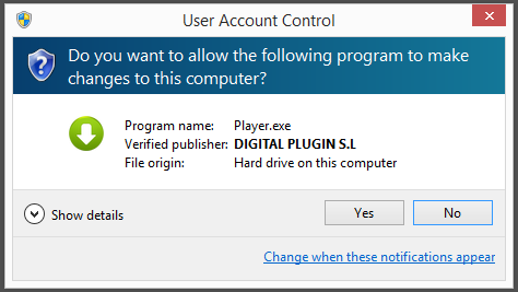 Digital Plugin S.L Publisher