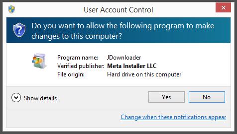 Meta Installer LLC