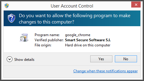 Smart Secure Software S.l