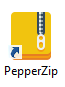 pepperzip icon