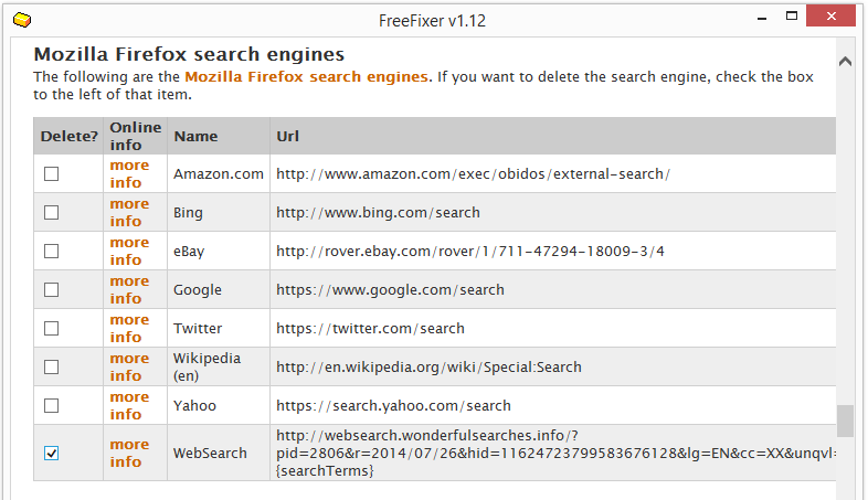 wonderfulsearches.info firefox search engine