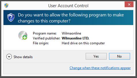 Wilmaonline LTD. publisher