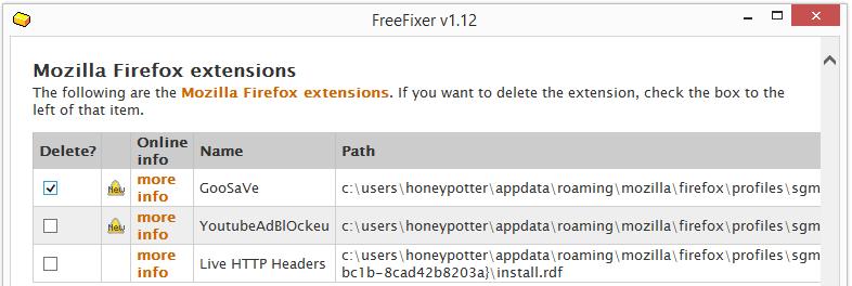 gosave firefox extension