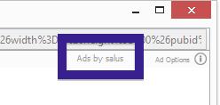 Ads by salus - icf.unbentdilativecutpurse.com pop-up