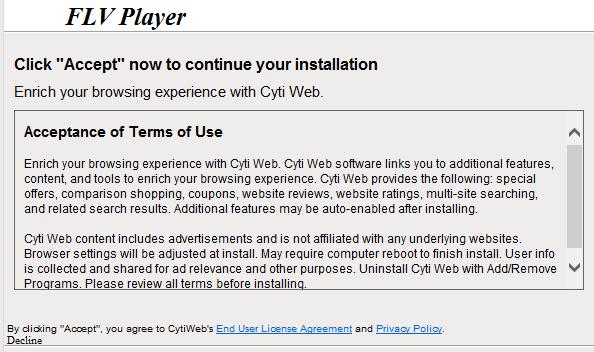 Cyti web installer