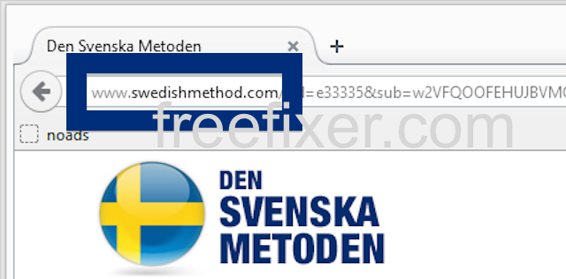 swedishmethod.com popup