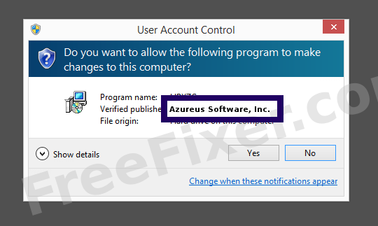 Azureus Software, Inc  - 0 725% Detection Rate