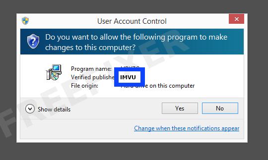 IMVU - 0 277% Detection Rate